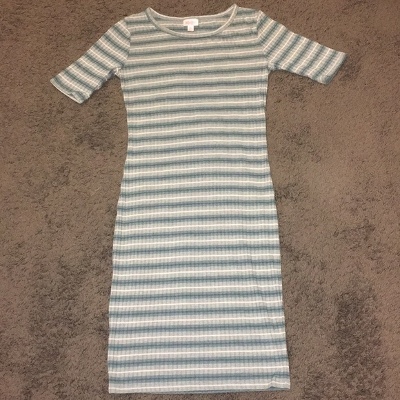 LuLaRoe Dresses & Skirts - Only worn once pencil skirt dress